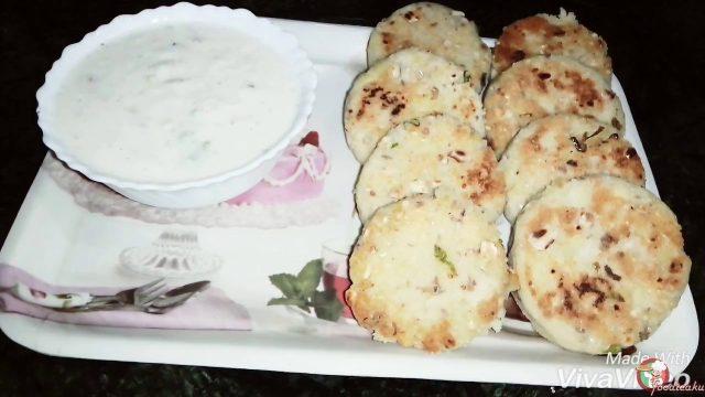 Yummy# sama#Chawal#tikki#at#home