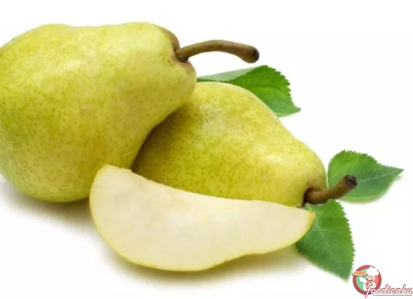 "Health Tip of the Day ""Pear Fruit"" : Foodieaku"