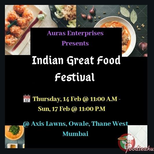 "Auras Entertainment presents ""IGFF 2019"" – Foodieaku"